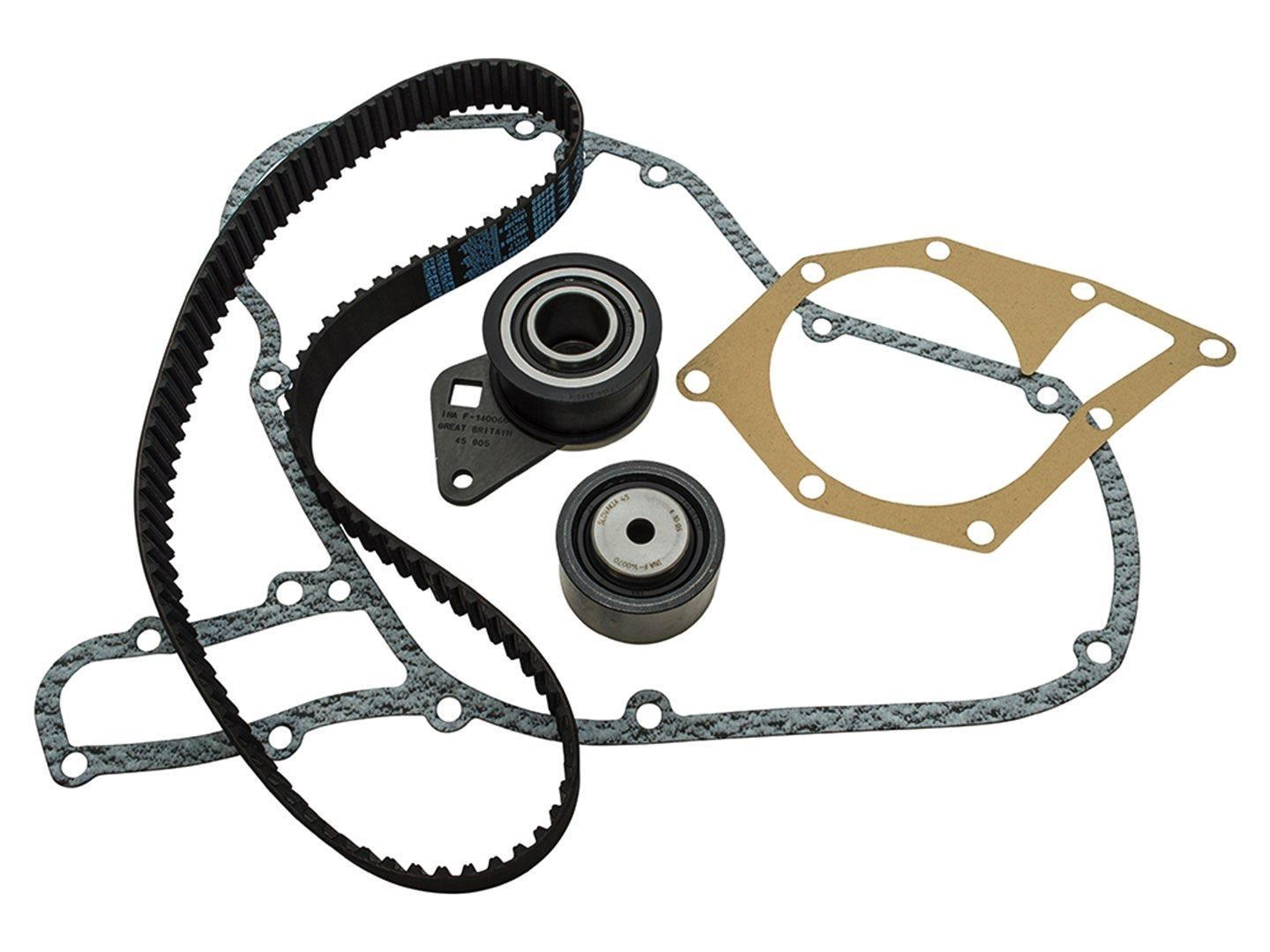 Safari Engineering Land Rover Specialist Hampsshire Eversley - Land Rover Timing Belt Kit - Discovery 1 & Range Rover Classic - Britpart DA1200DISG