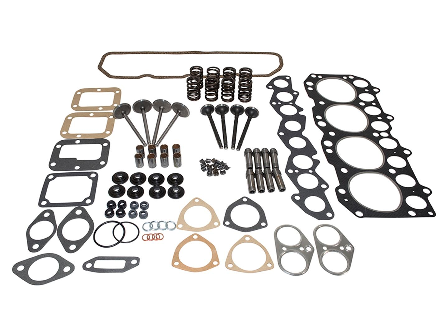 Cylinder Head Overhaul Kit - Series 2&3