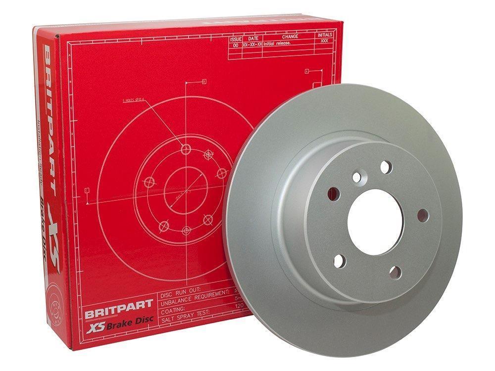 Rear Brake Disc - Freelander