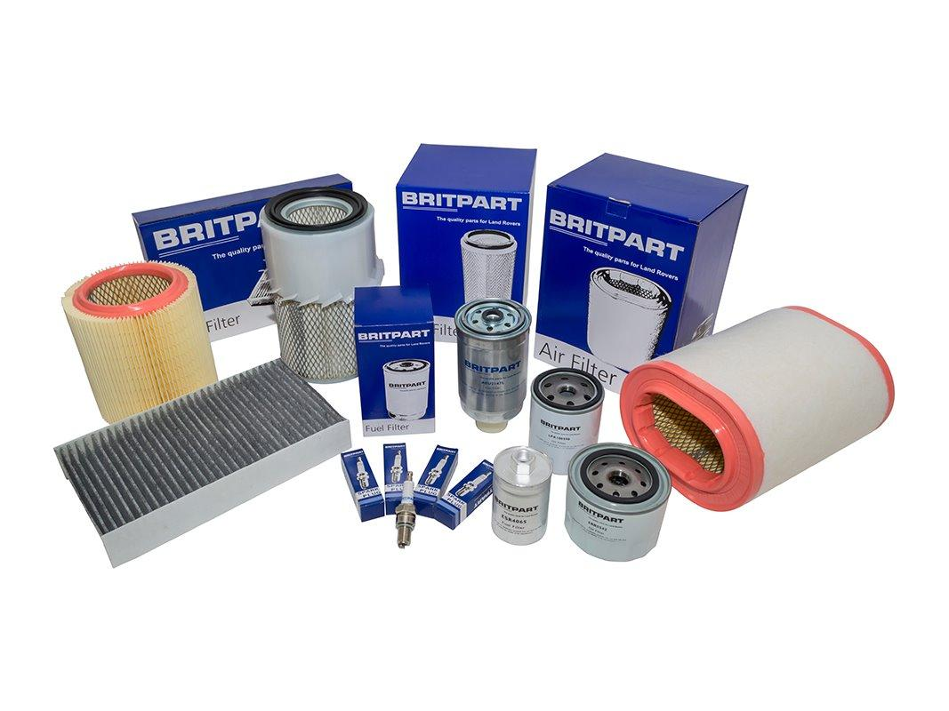 Safari Engineering Landrover Specialists in Eversley Service Kits