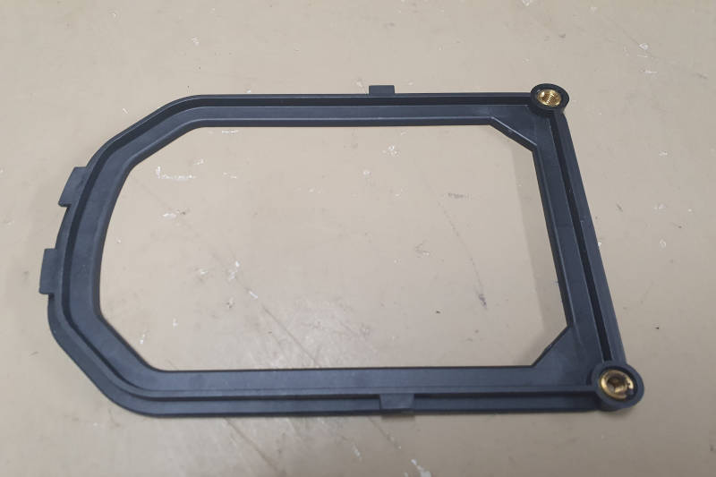 Safari Engineering Land Rover Specialist Hampshire Eversley – Roof Aerial Mounting Bracket to fit Discovery 3 & Discovery 4 - EFT500041