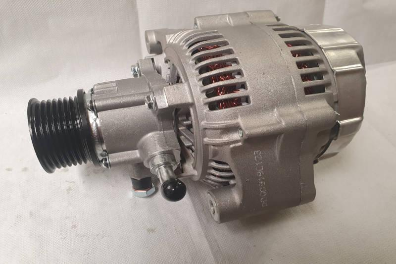Safari Engineering Land Rover Specialist Hampshire Eversley - Starter Motor - Defender 90, Defender 110 & Discovery 1 TD5 120A - ERR6999R