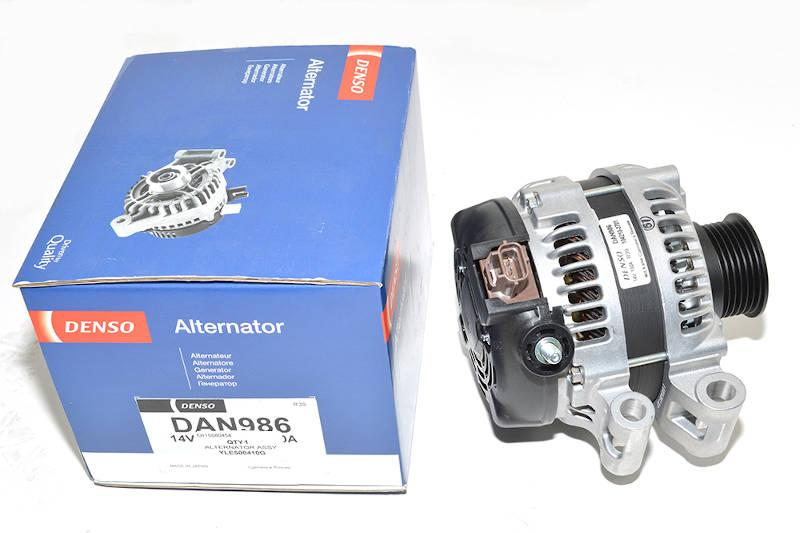 Safari Engineering Land Rover Specialist Hampshire – Alternator Assembly to fit Discovery 3 4.0L V6 Denso - Britpart YLE500410G
