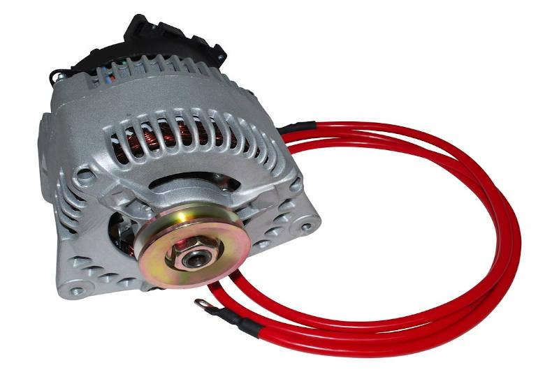 Safari Engineering Land Rover Specialist Hampshire – Alternator Upgrade Kit to fit Discovery 1 200TDI - Upgrade To 100A - Britpart DA1196