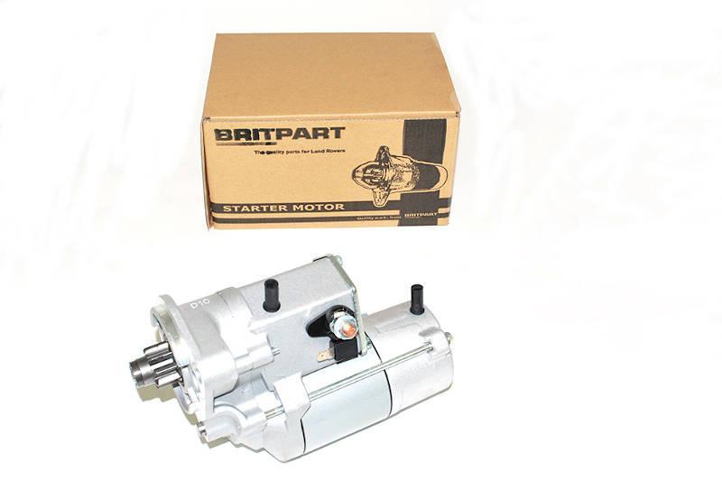 Safari Engineering Land Rover Specialist Hampshire – Starter Motor to fit Freelander 1 - TD4 - Britpart NAD101500