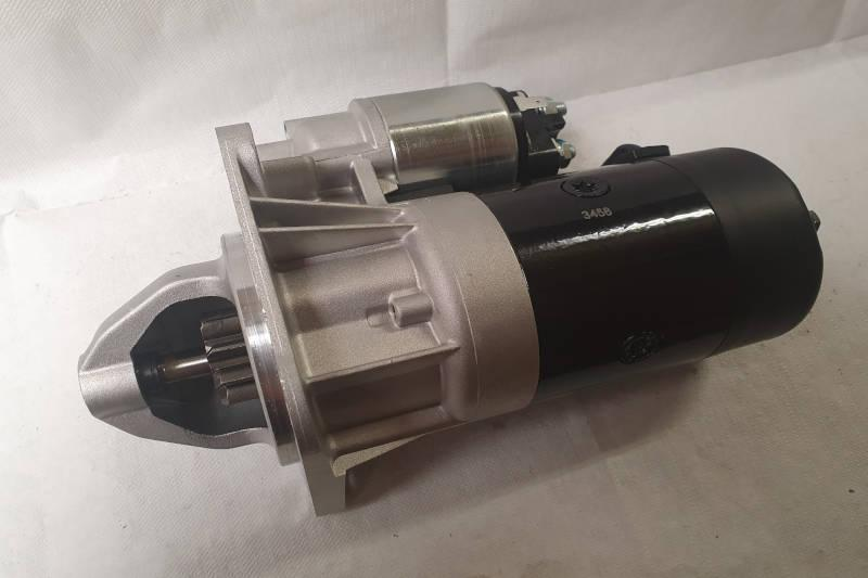 Safari Engineering Land Rover Specialist Hampshire Eversley - Starter Motor - 2.25l 200TDI & 300TDI - Discovery 1 and Range Rover Classic - NAD500210