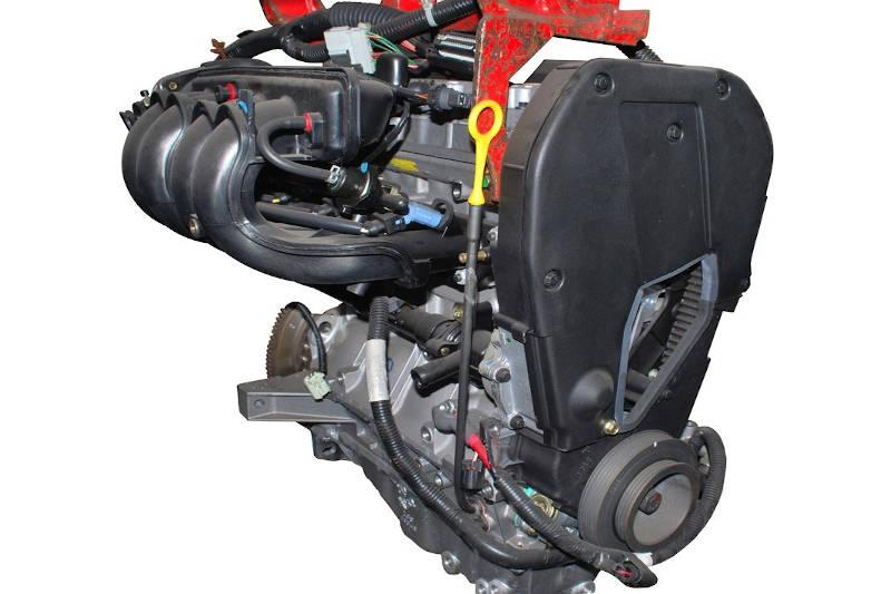 Safari Engineering Land Rover Specialist Hampshire Eversley - New Complete Engine – To Fit Freelander 1 1.8 Petrol k Series - Britpart DA2039