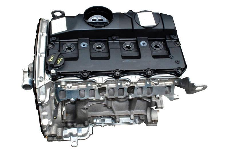 Safari Engineering Land Rover Specialist Hampshire Eversley - New Stripped Engine to fit Defender 2.4L Puma – Britpart DA1182