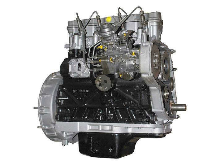 Safari Engineering Land Rover Specialist Hampshire Eversley - Complete Reconditioned Engine to fit Discovery 1 200TDI – Britpart DA4250DIS