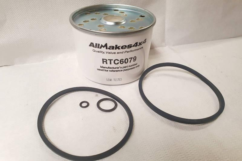 Safari Engineering Land Rover Specialist Hampshire Eversley - Diesel Fuel Filter - Defender Land Rover Series 2a & Series 3 - 2.25L 2.5L - 90517711