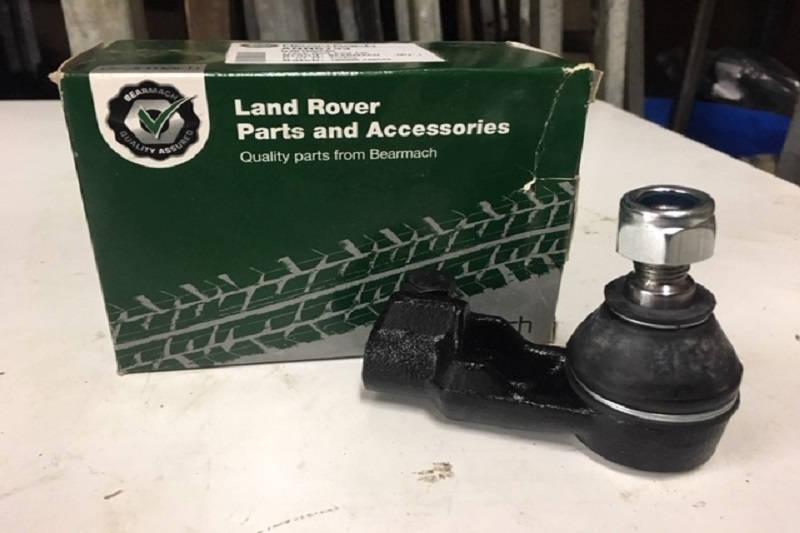 Safari Engineering Land Rover Specialist Hampshire - Left / nearside Track Rod End - Free Lander 1 Freelander 2 - Bearmach ANR5733