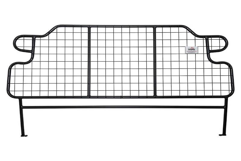 Safari Engineering Land Rover Specialist Hampshire Half Height Black Mesh Dog Guard To Fit Range Rover Classic 1986 – 1994 Britpart DA4141