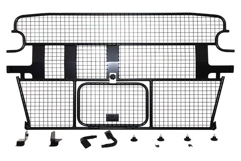 Safari Engineering Land Rover Specialist Hampshire Full Height Black Mesh Dog Guard To Fit Range Rover Sport 2010 – 2013 Britpart VPLSS0205LR