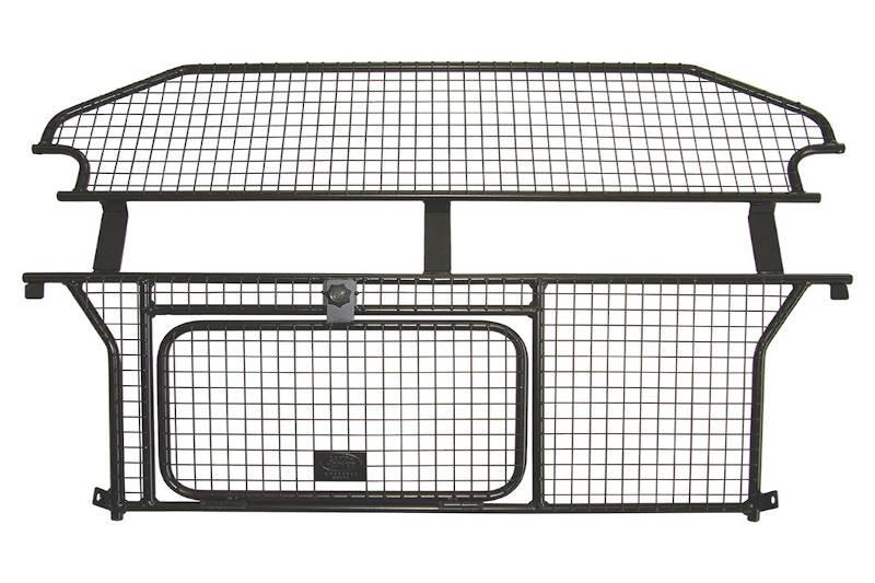 Safari Engineering Land Rover Specialist Hampshire Full Height Black Mesh Dog Guard To Fit Freelander 2 - Britpart LR002521LR