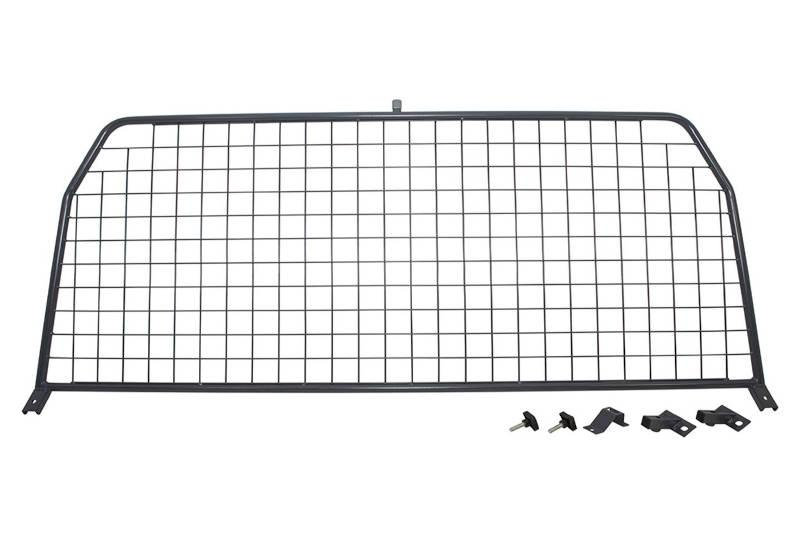 Safari Engineering Land Rover Specialist Hampshire Half Height Grey Mesh Type Dog Guard To fit Defender & Land Rover Series – Britpart DA4027