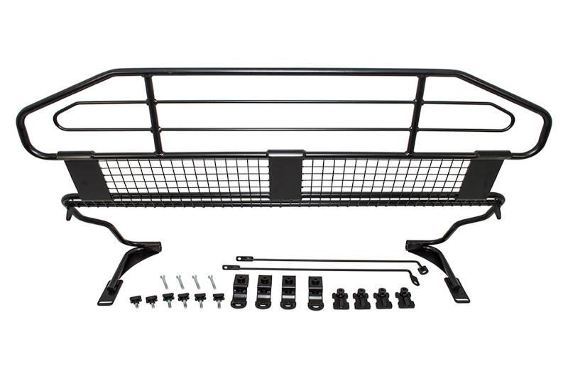 Safari Engineering Land Rover Specialist Hampshire Half Height Black Mesh Type Dog Guard To fit Discovery Sport – Britpart VPLCS0300