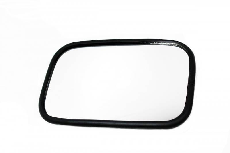 Safari Engineering Land Rover Specialist Hampshire –  Wing Mirror Glass Black Offside - All Defenders 1986 - 2006 & 2007 On Allmakes4x4 MTC5084