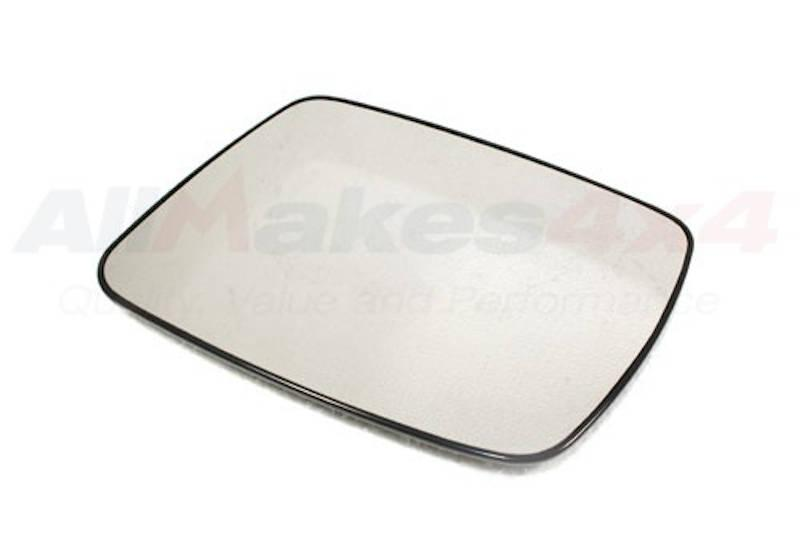 Safari Engineering Land Rover Specialist Hampshire – Mirror Glass Assembly Discovery 3 Freelander 2 Range Rover nearside exterior - LR017070