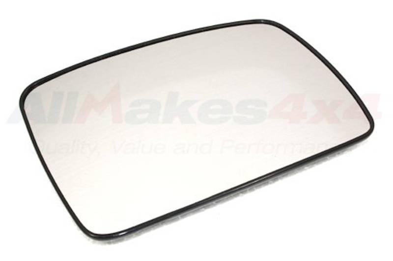 Safari Engineering Land Rover Specialist Hampshire – Mirror Glass Assembly Discovery 3 Freelander 2 Range Rover offside exterior - LR017067