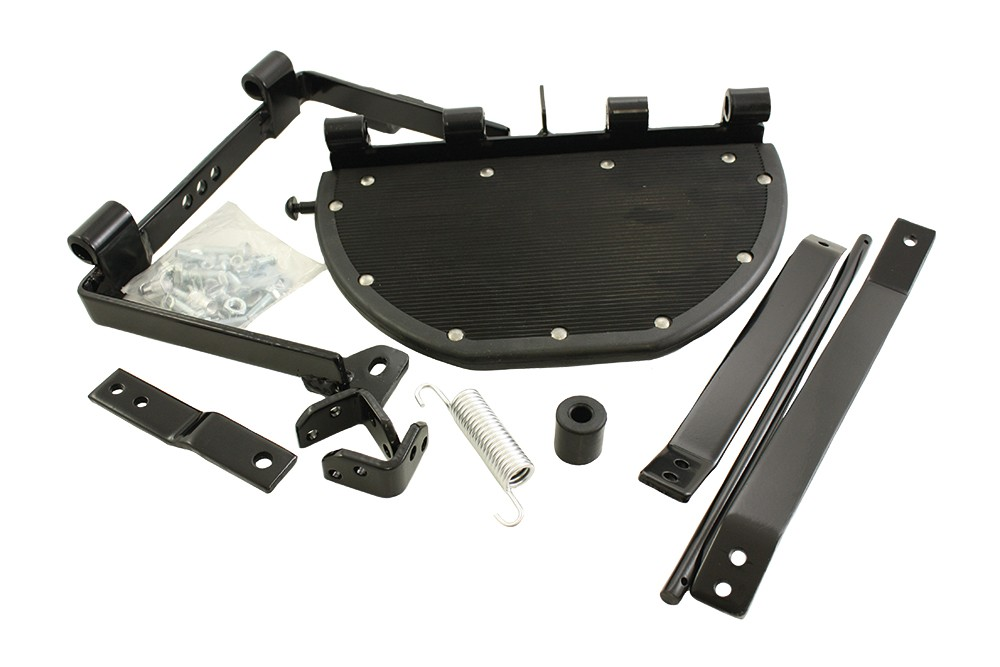 Safari Engineering Land Rover Specialist Hampshire Eversley – Single Side Step Kit to fit Land Rove Series 2, Series 2A & Series 3 Bearmach BR1456