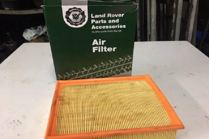 Safari Engineering Land Rover Specialist Hampshire - Land Rover Air Filter - Range Rover P38 - Discovery -  Freelander - Defender - Bearmach ESR4238R
