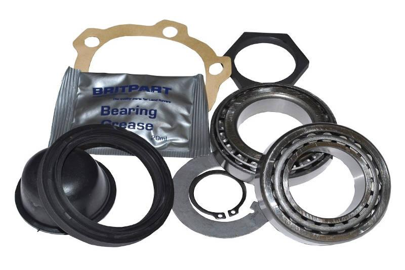 Safari Engineering Land Rover Specialist Hampshire Wheel Bearing Kit to fit Defender Up To 1993 – Front – Britpart DA2379