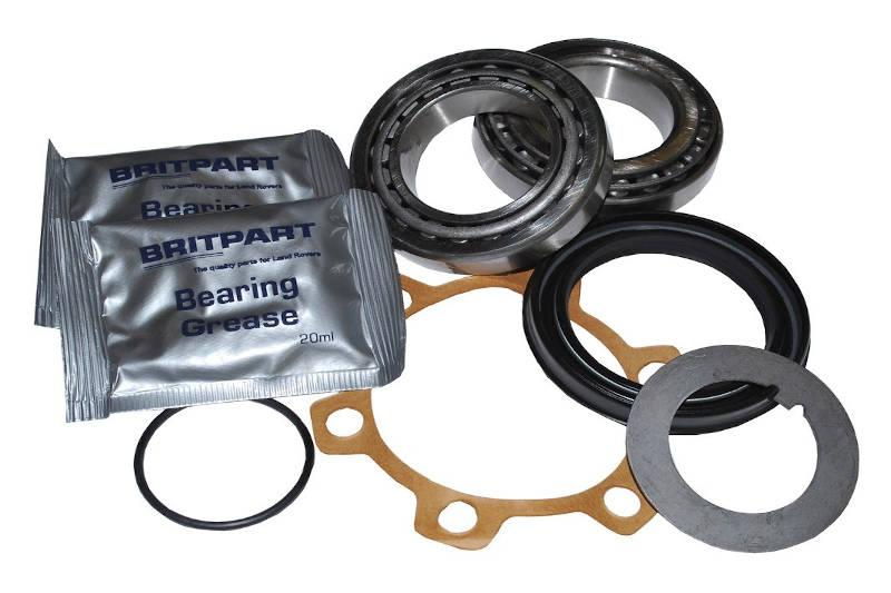 Safari Engineering Land Rover Specialist Hampshire Wheel Bearing Kit Front & Rear to fit Land Rover Series 3 1980 SWB LWB Metric – Britpart RTC3537