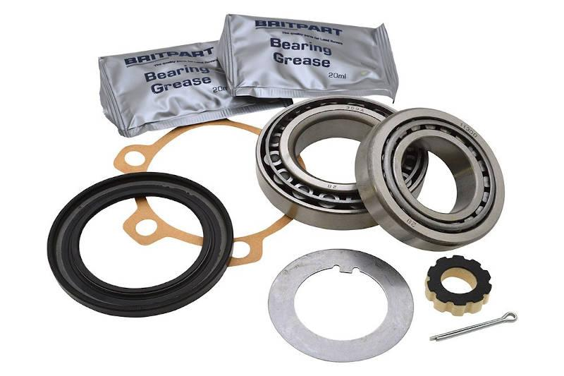 Safari Engineering Land Rover Specialist Hampshire Wheel Bearing Kit to fit Land Rover Series 2 & Series 3 1980 SWB LWB Imperial – Britpart RTC3534