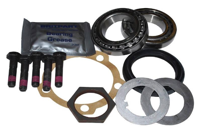Safari Engineering Land Rover Specialist Hampshire Wheel Bearing Kit to fit Range Rover Classic With ABS  – Front – Britpart DA2387