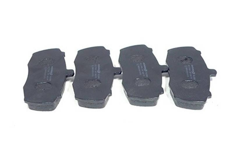 Safari Engineering Land Rover Specialist Hampshire Eversley – Front Brake Pad Set - Defender 110 1983 - 2006 Offside & Nearside - Allmakes4x4 STC2950