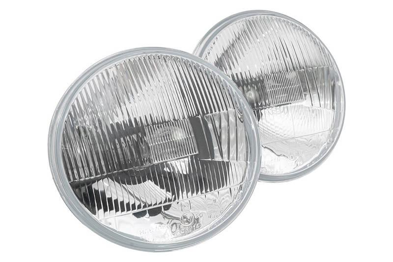 Safari Engineering Land Rover Specialist Hampshire – Sealed Beam To Halogen Headlamps LHD - Range Rover Defender Land Rover Series - PRC7994KW