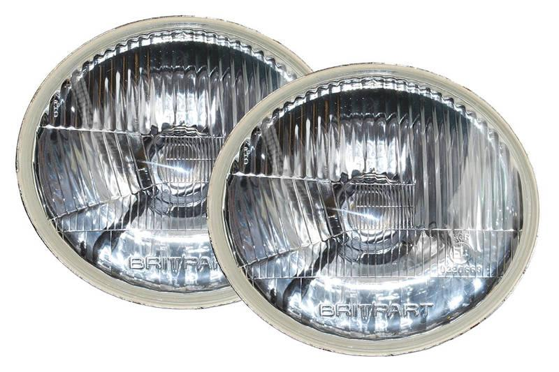 Safari Engineering Land Rover Specialist Hampshire – Sealed Beam To Halogen Headlamps RHD - Range Rover Defender Land Rover Series - RTC4615Kst