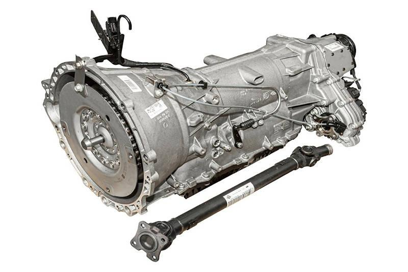 Safari Engineering Land Rover Specialist Hampshire Eversley - Ingenium Gearbox 4 Wheel Drive  to fit Range Rover – Britpart DA1883