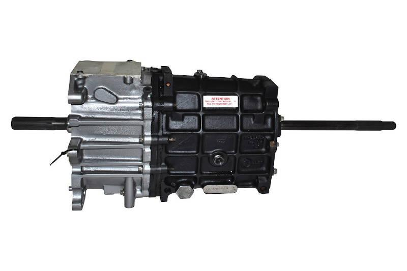 Safari Engineering Land Rover Specialist Hampshire Eversley - Reconditioned Gearbox to fit Defender 300TDI R380 56J – Britpart TRC103160E