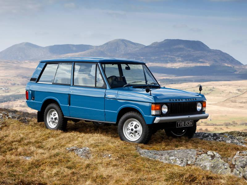 Safari Engineering land Rover Specialists in Eversley Range Rover Classic