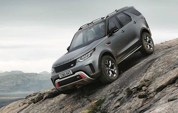 Safari Engineering Land Rover Specialists 2017 Land Rover Discovery Recall