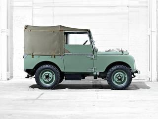 Safari Engineering Land Rover Specialist Eversley Land Rover Series 1