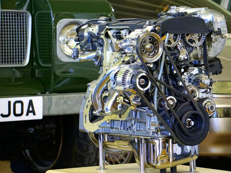 Safari Engineering in Eversley Land Rover Experts Engine Rebuilds Engine Replacement