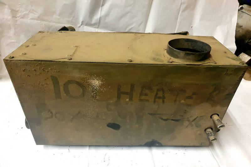 Safari Engineering Land Rover Specialist Hampshire – Second Hand Original Heater Matrix to fit Land Rover 101 Forward Control - 399962