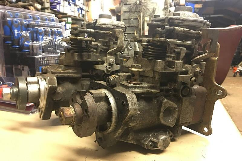 Safari Engineering Land Rover Specialist Injector Pump 300 TDI - Land Rover Defender 90 Defender 110 Discovery 1 Range Rover Classic Land Rover Wolf- Part Number ERR419E