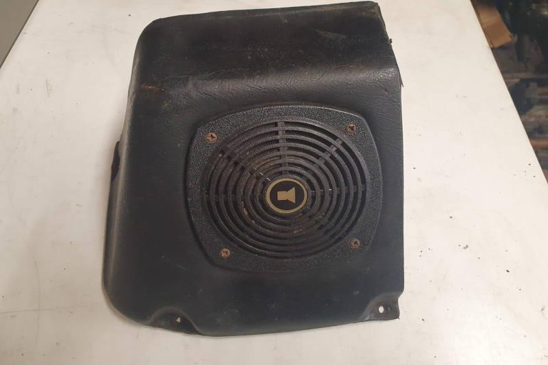 Safari Engineering Land Rover Specialist Hampshire Eversley – Land Rover Original wiper motor cover with speaker Land Rover Series 3 & Defender - 346840