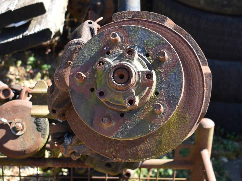 Safari Engineering Land Rover Specialists in Eversley Used Brake Parts